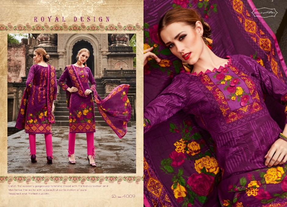 hotline banzara vol 4 colorful fancy collection of salwaar kameez