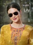 Kajree fashion lily vol 13 colourful daily wear simple kurties collection