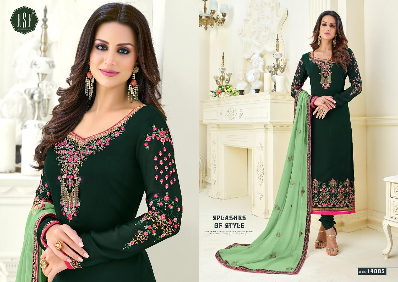 5681e305ad book rsf nazrana colorful fancy collection of salwaar suits on  +919712677711 · Zip Pdf Order Now