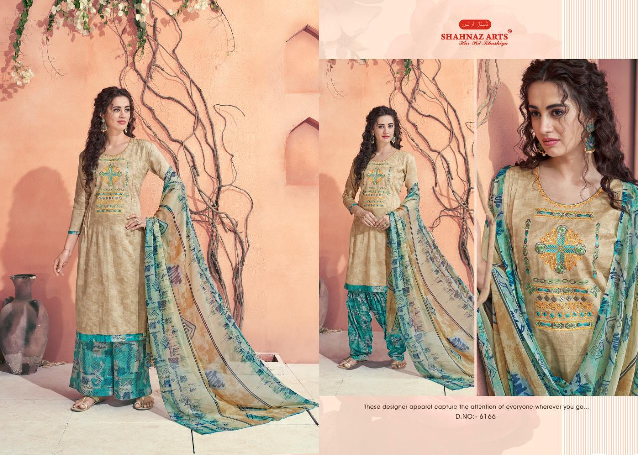 dbcb15ba67 shahnaz arts maahi colorful fancy salwaar suits catalog at reasonable rate