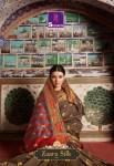 shangrila  zaara silk vol 2 bautiful fancy collection of sarees