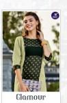 vitara fashion glamour colorful fancy kurtis catalog at reasonable rate