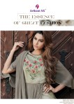 arihant floret vol 6 colorful fancy collection of salwaar suits