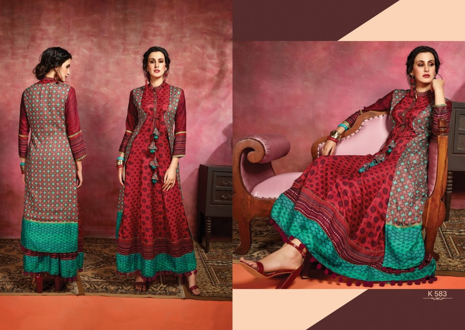 Eternal amora long elegant party wear straight gown catalogs