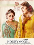 Hotline honeymoon vol 2 digital printed cotton salwar kameez collection