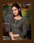 Kajree fashion chambor vol 6 kurti with plazzo catalog
