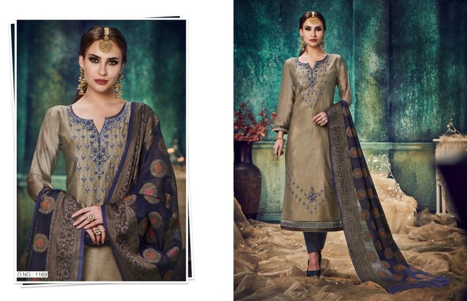Kajree fashion rangrasiya readymade suits collection at wholesale rate