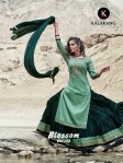 Kalarang blossom vol 5 jam silk salwar with lehenga at wholesale rate