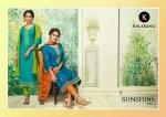 kalarang creation sunshine vol 4 colorful fancy collection of salwaar suits