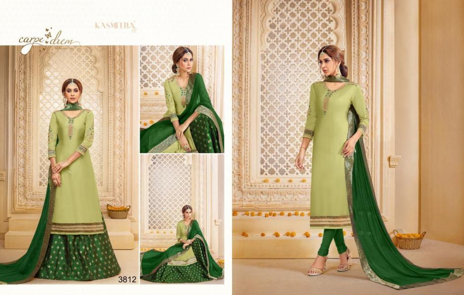 kasmeera plus vol 36 fancy colorful collection of salwaar suits