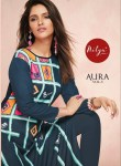 Lt nitya aura vol 3 fancy printed ready to wear kurties collection