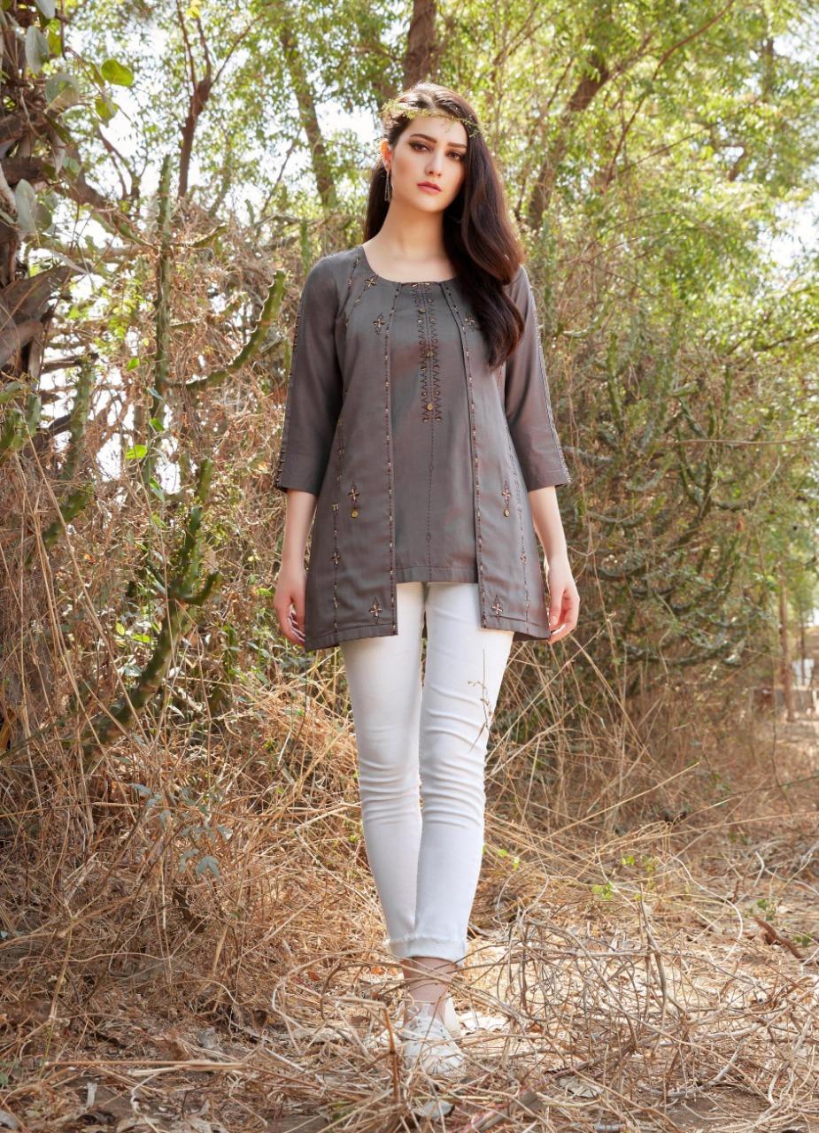 Lymi maxim beautiful colours short tunics collection