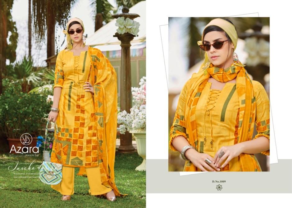 Radhika azara sofiya cotton printed salwar kameez collection