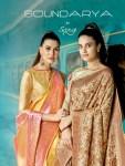 Saroj soundarya banarasi silk beautiful saree collection