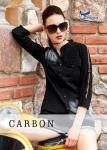 Seriema carbon summer wear fancy denim short tops collection
