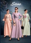 sweety fashion stone fancy reasy to wear kurtis at reasonable rate