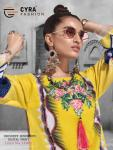 Cyara fashion Crescent luxurious digital printed cotton salwar kameez collection