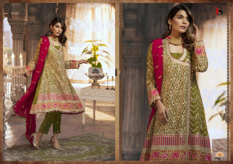 Deepsy suits gulbano 12 Exclusive pakistani salwar kameez Material at wholesale rate