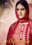 Meenaz sanayaa designer printed salwar kameez collection dealer