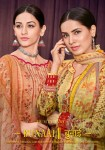 Mumtaz arts bunaai digital printed salwar kameez collection