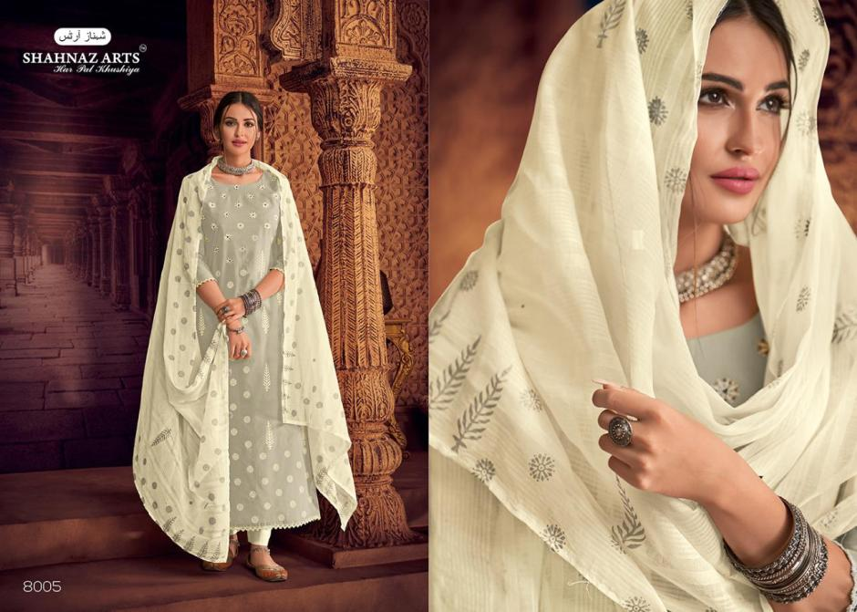 Shahnaz arts pose pure lawn printed salwar kameez party wear collection
