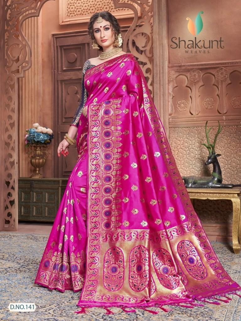 Shakunt weaves tapaswini indian wear silk sarees catalog