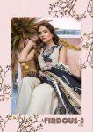 Deepsy firdous 2 nx pure cotton embroidered salwar kameez collection