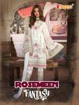 Fepic rosemeen fantasy heavy embroidered pakistani dress Material exporter