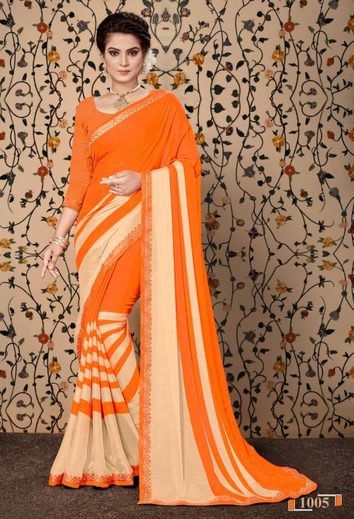 Saroj hum saffar colourful silk sarees online dealer at best rate