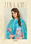 Jinaam dresses Essense digital printed cotton salwar suits