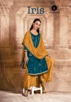 Kalarang iris Exculsive collection of colorful Salwar suit