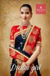Kalista Fashion dream girl Premium collection of sarres