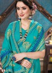 Kalista vanni vol 2 Occasional wear embroidered Sarees at wholesale rate