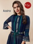 Lt nitya kaira nx straight beautiful gowns collection