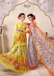 Saroj summer chiffon Exclusive chiffon printed sarees collection