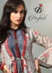 Tzu lifestyle perfect long flair kurti with jackets collection