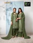 Kessi patiyala house vol 14 exculsive collection of patiyala suit
