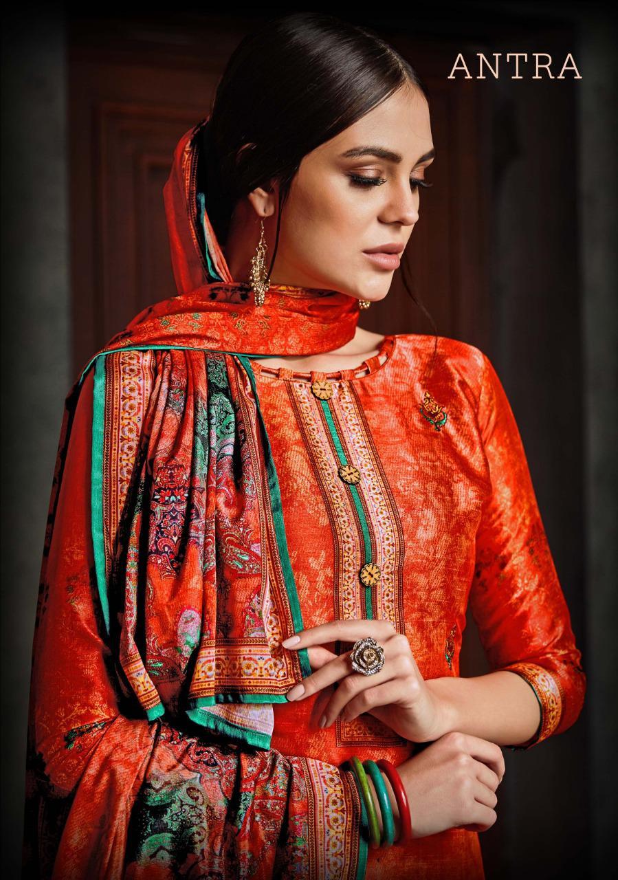 Sargam prints antra digital printed creape salwar kameez collection wholsaler