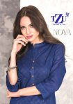 Tzu Nova vol 2 premium collection of Kurties with plazzo