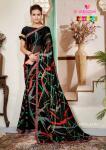 Varsiddhi kriva beautiful designed border printed saree