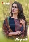 7Clouds Morpankh beautifully designed Salwar suits catalog