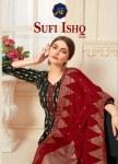 ankit textile sufi ishq pashmina gorgeous look print with embroidary salwar suit catalog