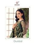 Charizma designer gulaal heavy net regal look salwar suit catalog