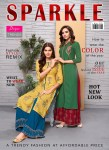 diya trendz sparkle vol 1 casual wear kurti with plazzo collection at wholesale rate
