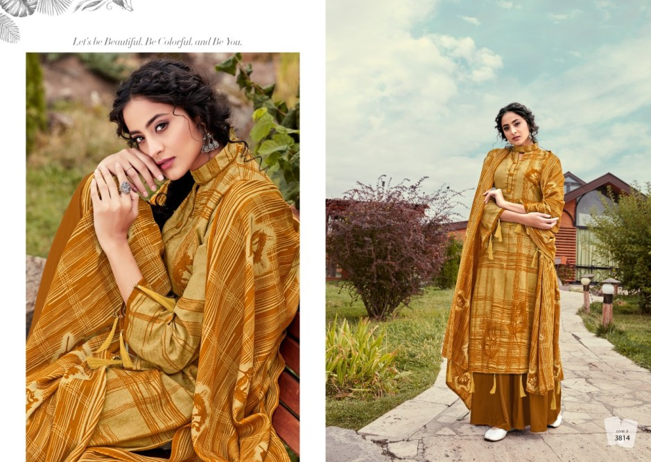 IB Nx safina beautifully designed winter Collection Salwar suits in amazing rates