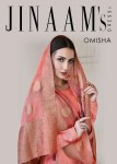 Jinaam omisha stunning look beautifully designed Salwar suits in wholesale prices