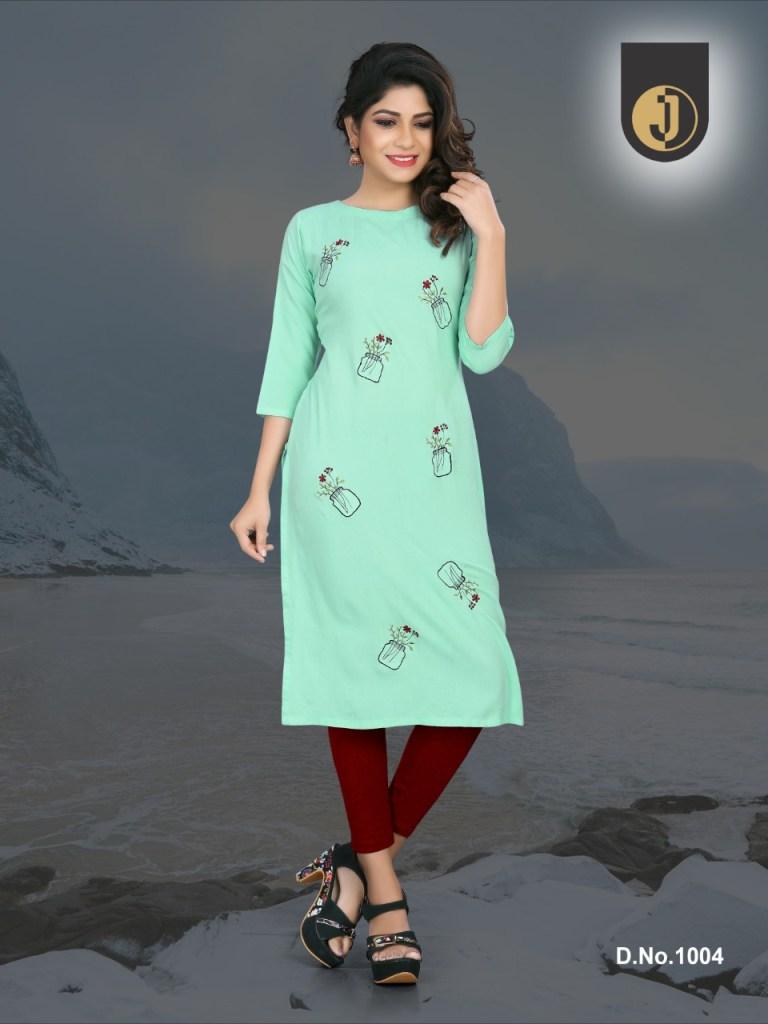 joganiya ishika vol-1 charming and gorgeous stylish look kurties