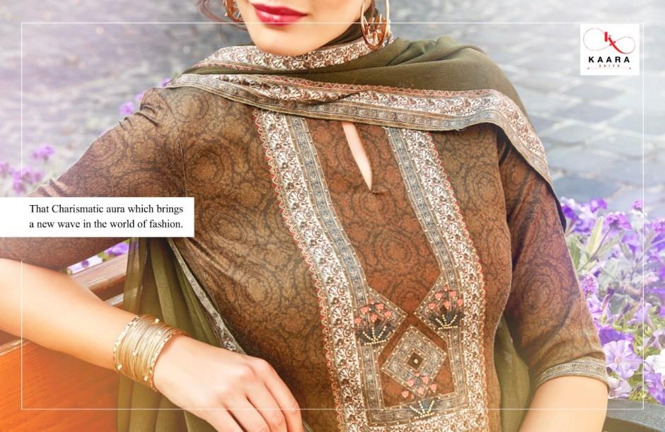 Kaara Suits eternal beautifully designed Salwar suits in wholesale prices