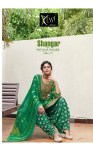 Kessi Fabrics Pvt. Ltd Shangar by Patiala House Vol 17 Jam Silk festive look salwar suit catalog