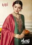 kivi malang jam silk regal kurti with lehenga catalog